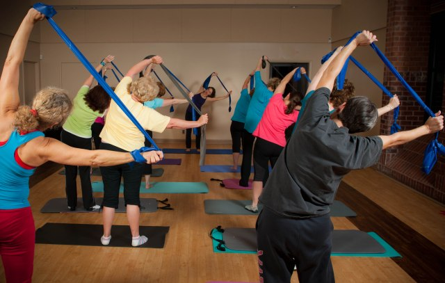 Pilates Class at L A R PT